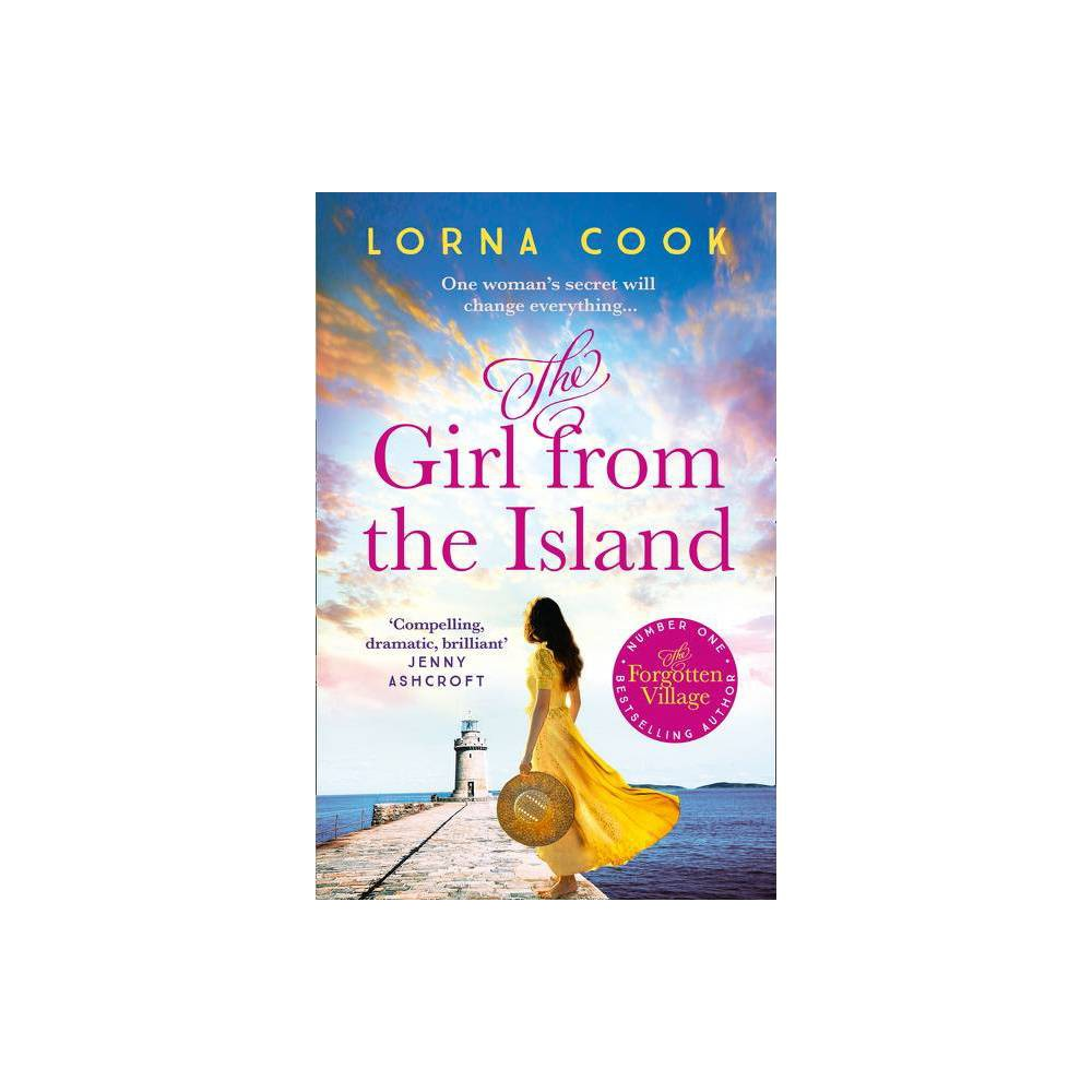 The Girl From The Island By Lorna Cook Paperback