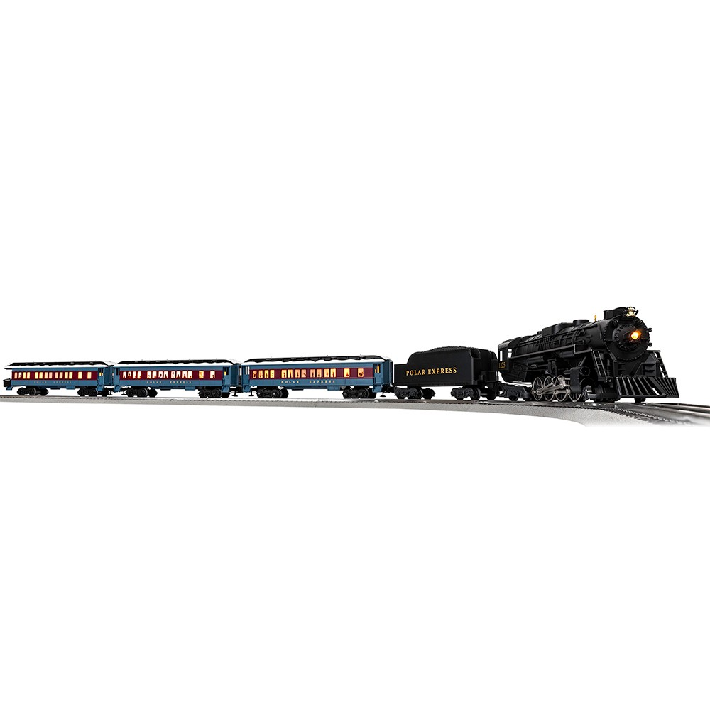 Lionel The Polar Express Seasonal LionChief Set with Bluetooth