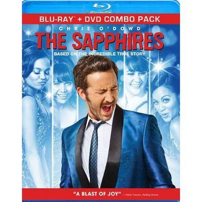 The Sapphires (Blu-ray)(2013)