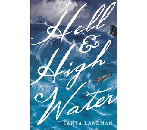 Hell and High Water -  by Tanya Landman (Hardcover) - image 1 of 1