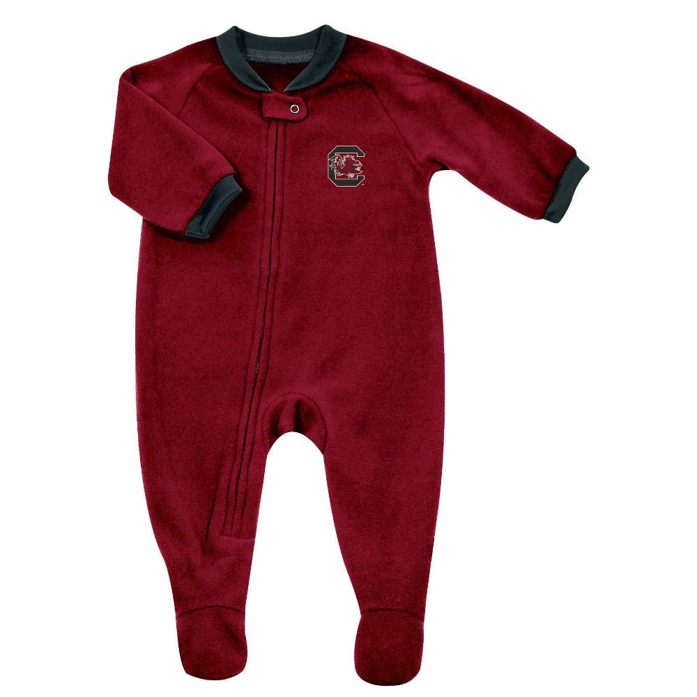 NCAA South Carolina Gamecocks Baby Snuggle Bug Sleep N' Play - 6-9 M, Infant Boy's, Size: 6-9M, Multicolored