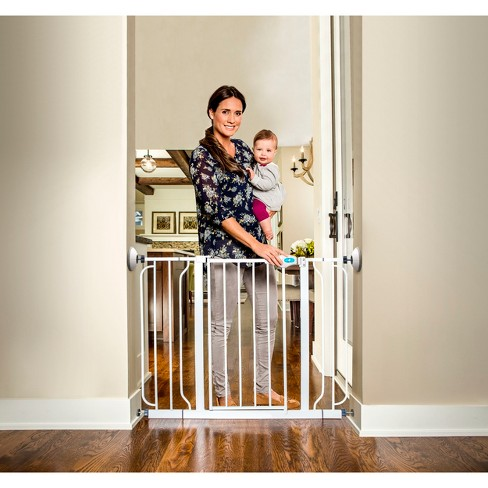Regalo Wall Safe Extra Wide Walk Through Safety Gate Target