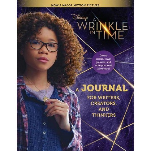 Wrinkle in Time Journal : A Journal for Writers, Creators, and Thinkers -  by Victoria Saxon (Paperback) - image 1 of 1