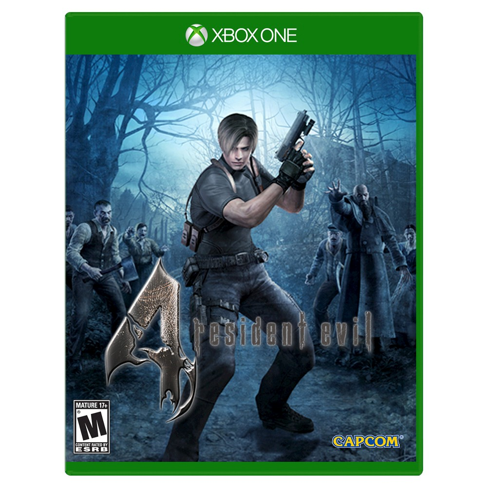 Resident Evil 4 Xbox One, video games
