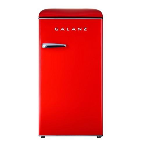 Galanz Retro 3.3 cu ft Refrigerator - image 1 of 4