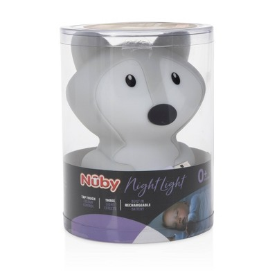 Nuby Night Light - Fox
