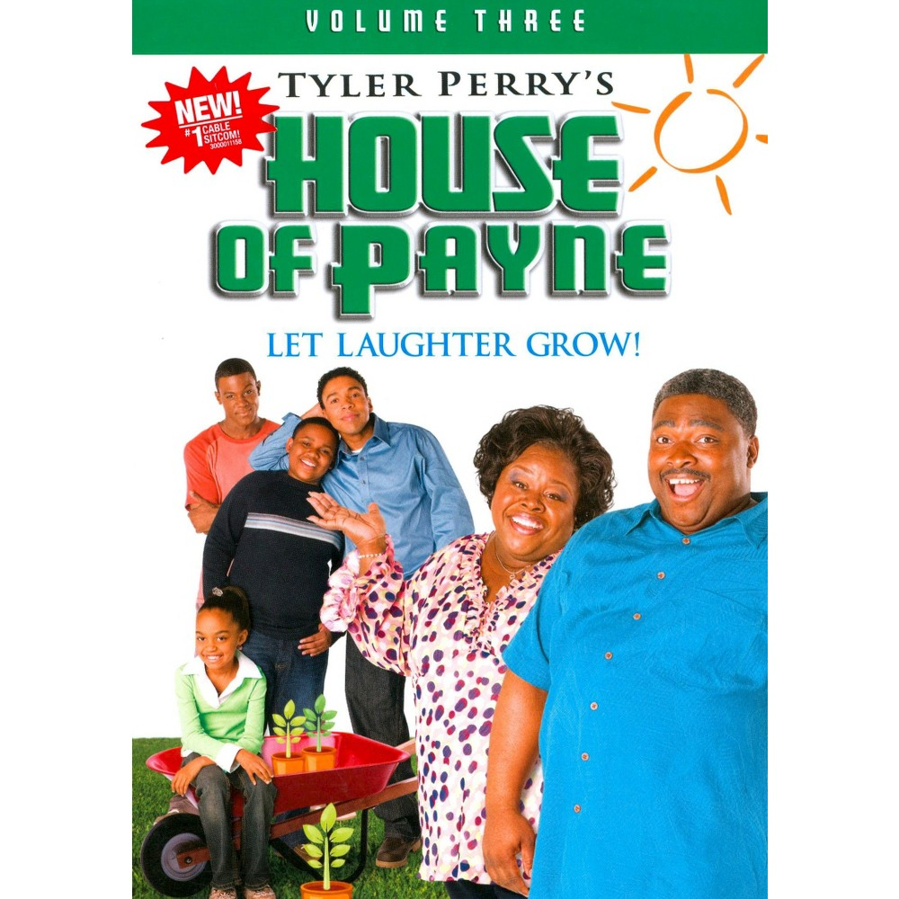 Tyler Perry's House of Payne, Vol. 3 [3 Discs]