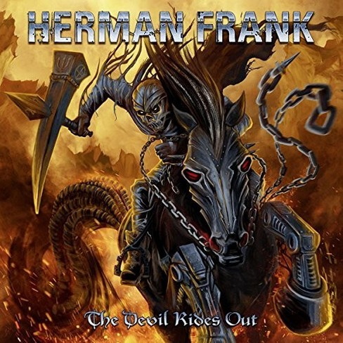 Herman Frank - Devil Rides Out (CD) - image 1 of 1