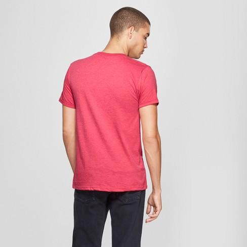 dbeacaa86 Men's Short Sleeve Manhattan, Brooklyn, Queens, Bronx, Staten Island  Graphic T-Shirt - Awake Red : Target
