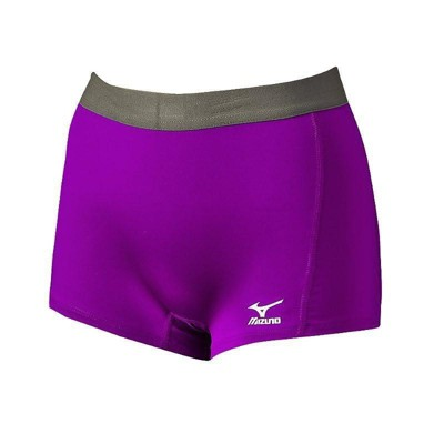 Mizuno Women's Flat Front Low Rider Volleyball Short
