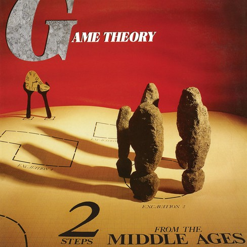 Game Theory - 2 Steps From The Middle Ages (CD) - image 1 of 1