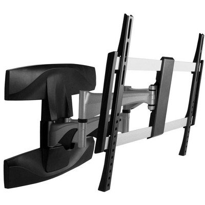 """Monoprice Full Articulating TV Wall Mount for Most 37"""" ~ 70"""" Flat Panels, UL Certified"""