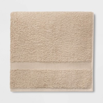 Bath Towel Tan - Room Essentials™