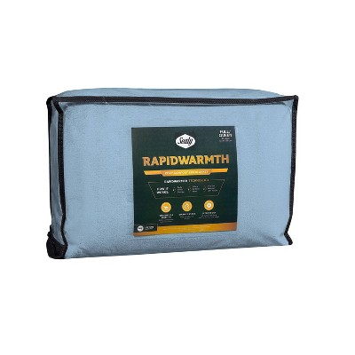 Sealy Rapid Warmth Bed Blanket