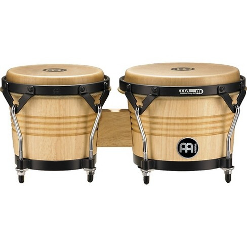 b8cb50bc2e2d Meinl Luis Conte Artist Series Bongos With Solid Wood Connection   Target