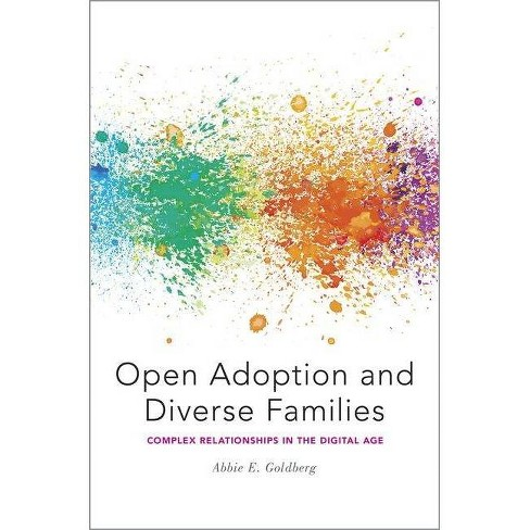 Open Adoption and Diverse Families - by  Abbie E Goldberg (Hardcover) - image 1 of 1