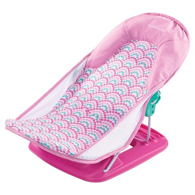 Summer Infant® Deluxe Baby Bather - Pink Dots