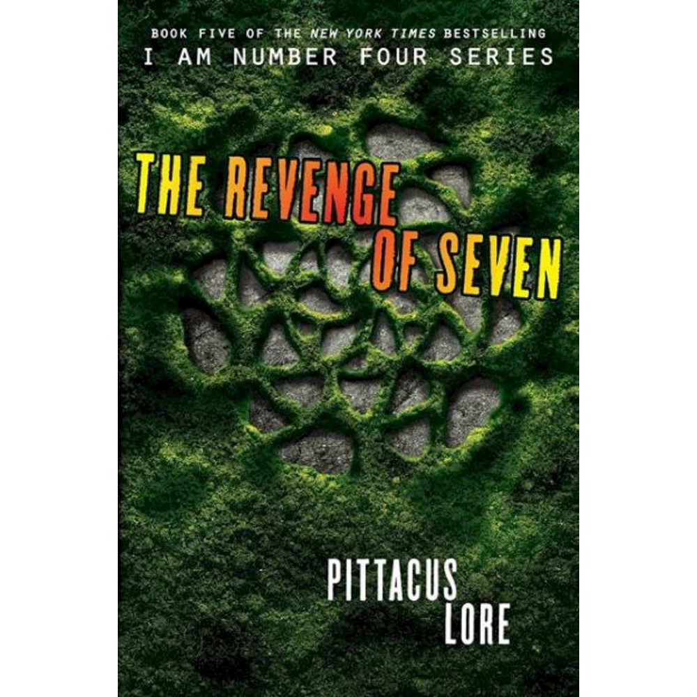 The Revenge of Seven ( I Am Number Four: Lorien Legacies) (Hardcover) by Pittacus Lore