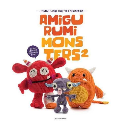 Amigurumi Monsters 2 - (Paperback) - image 1 of 1