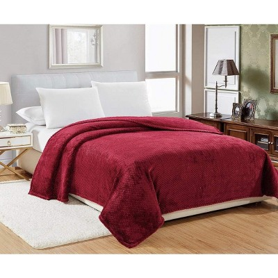 Ultra Lush Soft & Cozy Popcorn Textured Microplush Blanket