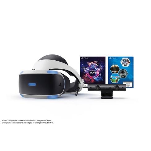 Sony PlayStation VR Mega Pack Bundle - image 1 of 4