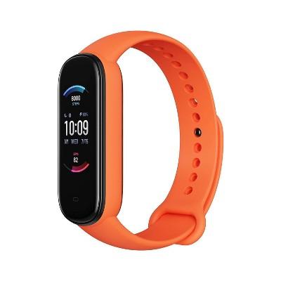Amazfit Band 5 Activity and Fitness Tracker - Orange