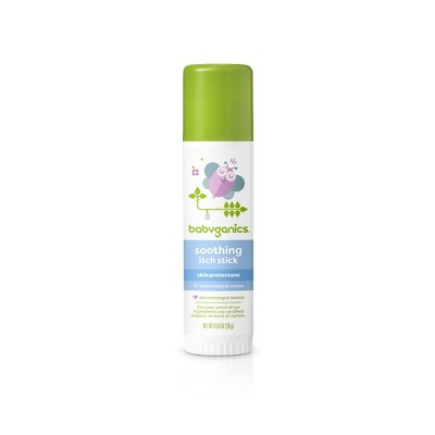 Babyganics After Bite Soothing Itch Stick - 0.64oz