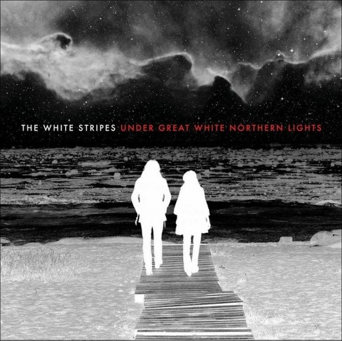 The White Stripes - Under Great White Northern Lights (CD) - image 1 of 4