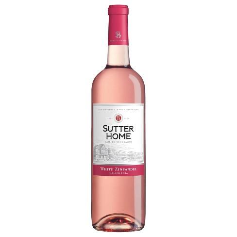 Sutter Home White Zinfandel Wine - 750ml Bottle - image 1 of 3