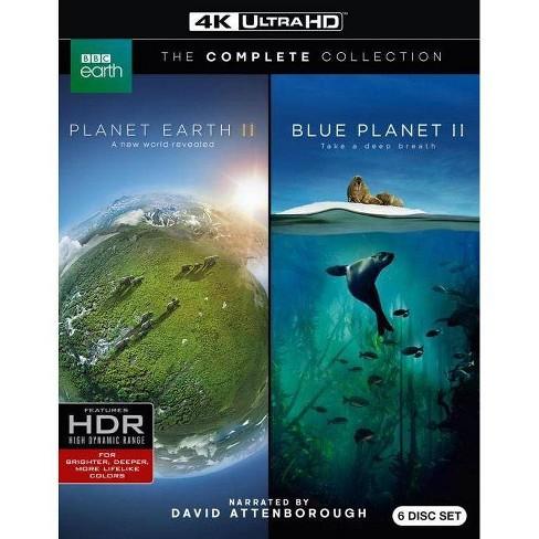 Planet Earth II / Blue Planet II (4K/UHD)(2018) - image 1 of 1