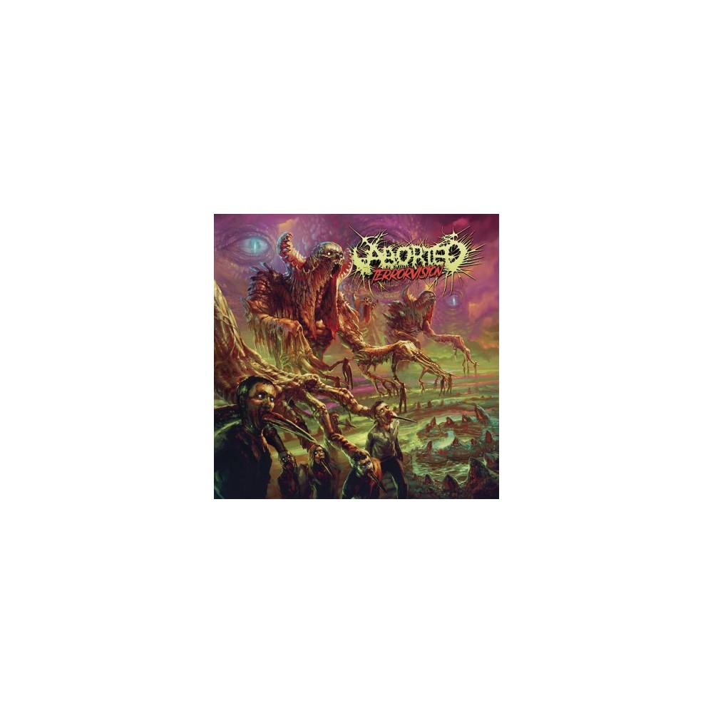 Aborted - Terrorvision (Glow In The Dark) (Vinyl)