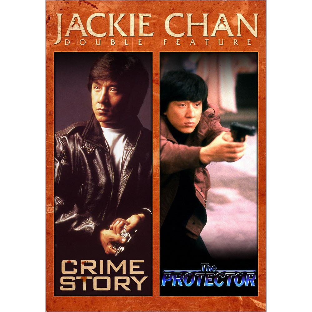 Jackie chan:Crime story/Protector (Dvd)