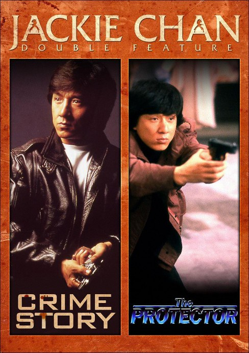 Jackie chan:Crime story/Protector (DVD) - image 1 of 1