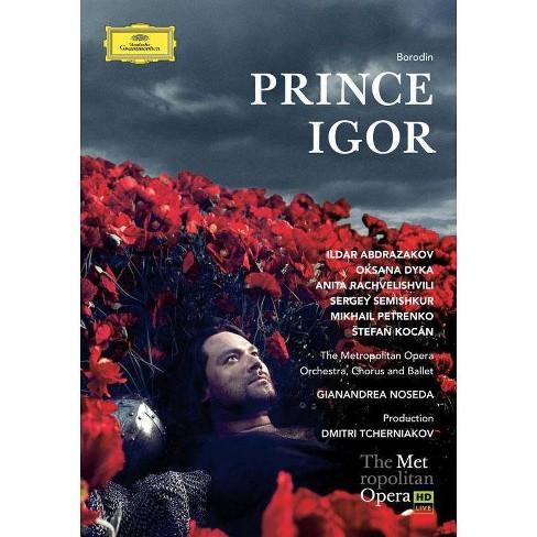 Borodin's Prince Igor (DVD) - image 1 of 1
