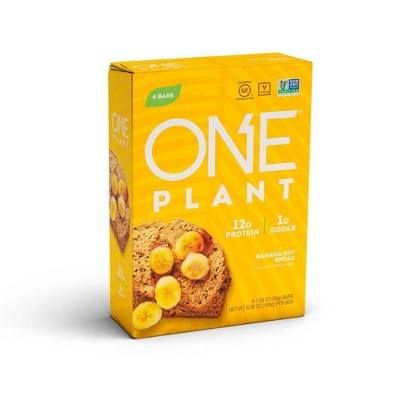 ONE Plant Protein Bar - Banana Nut Bread - 4ct