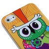 MyBat Tropical Owl TPU Rubber Candy Skin Case Cover Compatible With Apple iPhone 5/5S/SE, Colorful - image 2 of 3
