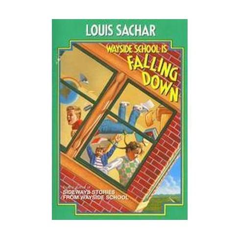 Wayside School Is Falling Down Reissue Paperback Louis Sachar