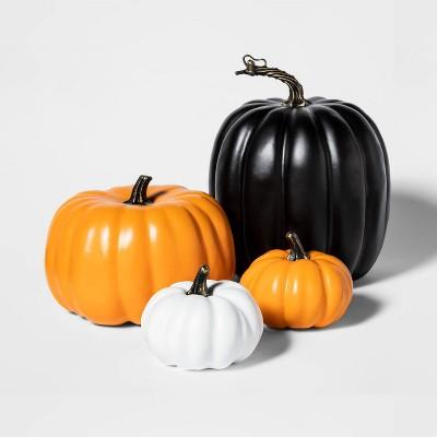 4pk Painted Hallowen Pumpkin Bundle - Hyde & EEK! Boutique™