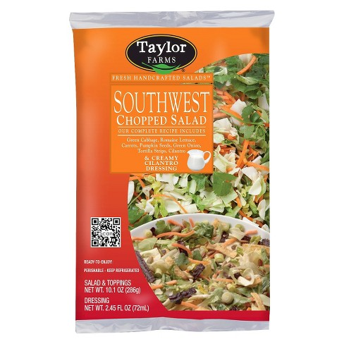 Taylor Farms Southwest Chopped Salad Kit - 12.6oz - image 1 of 1