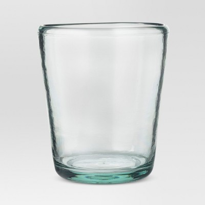 Plastic Short Tumbler 14oz Green - Threshold™