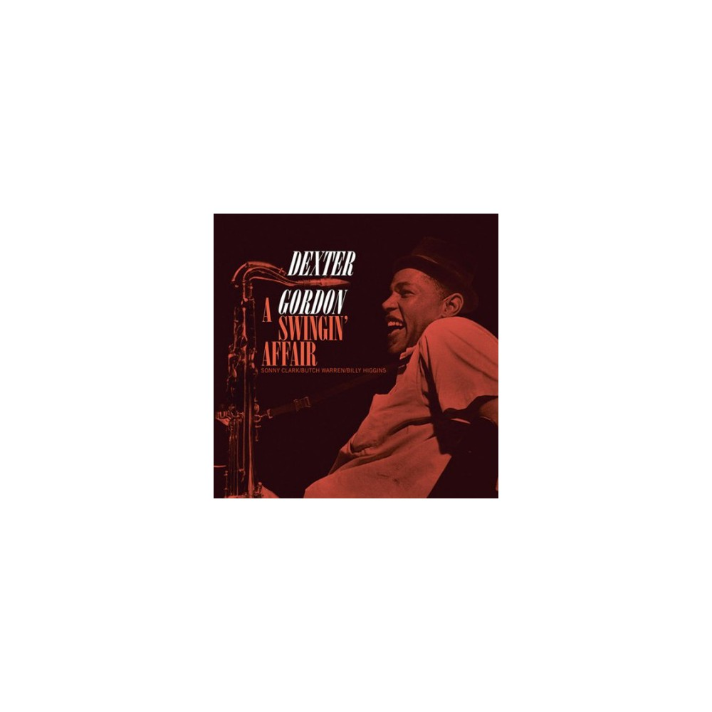 Dexter Gordon - Swingin Affair (Vinyl)
