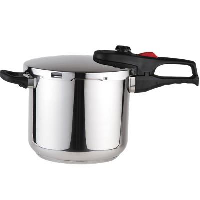 Magefesa Practika Plus Stainless Steel 6.4-qt. Pressure Cooker