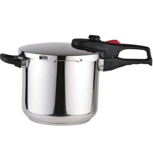 Magefesa Practika Plus Stainless Steel 6.4-qt. Pressure Cooker - image 1 of 1