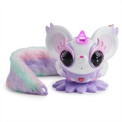 Pixie Belles - Esme (White) - Interactive Enchanted Animal Toy - By WowWee
