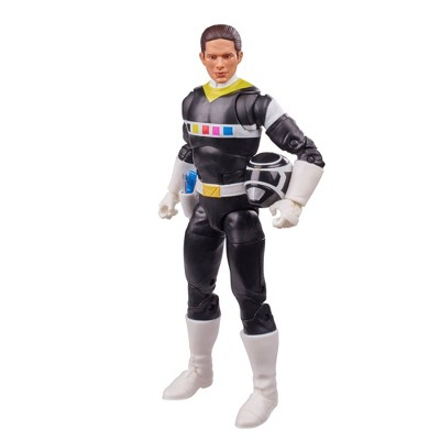 Power Rangers Lightning Collection In Space Black Ranger Figure