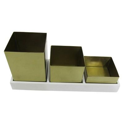 Modular Clip & Fastener Holder Gold - Project 62™