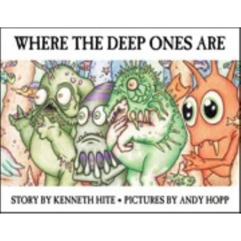 Where the Deep Ones Are Hardcover - image 1 of 1