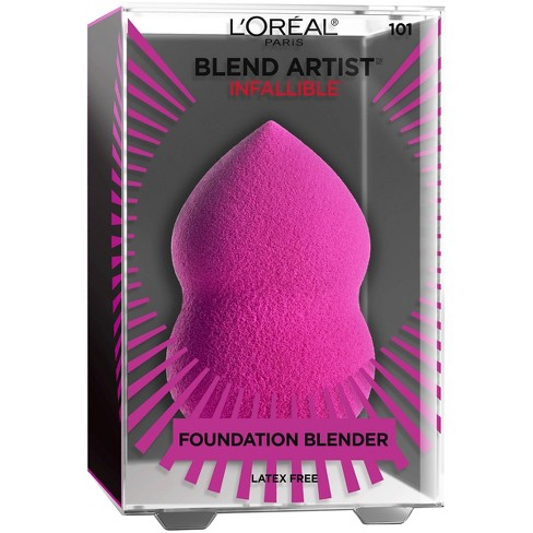 L'Oreal Paris Infallible Beauty Blender 101 Foundation - image 1 of 4
