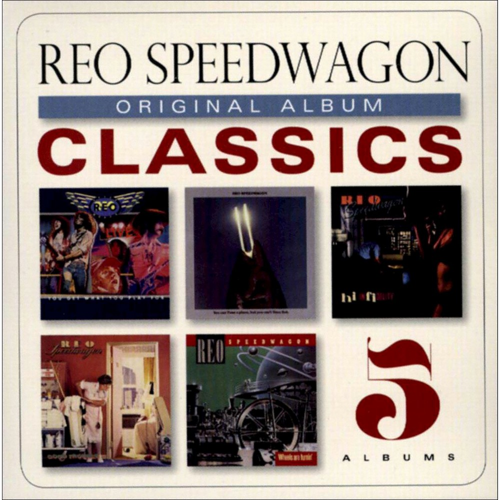 Reo Speedwagon - Original Album Classics:Reo Speedwago (CD)