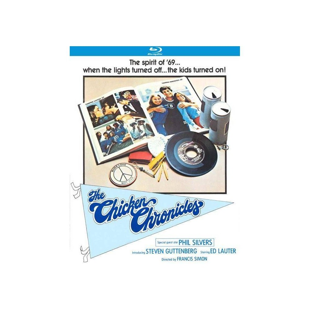 The Chicken Chronicles Blu Ray